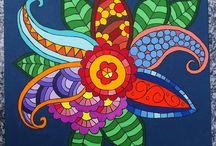 Paisley - Pinturas indianas