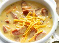 Soups / by Chairity Heiden