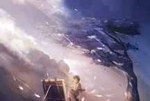 Fantasy or Reality / by daniela