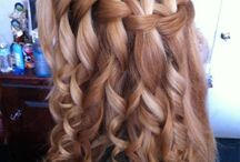Hair / Different kinds of hair styles for long hair