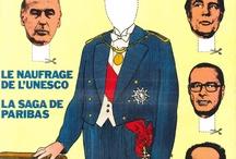 Rétrospective élections présidentielles en France dans la Presse / Rétrospective des présidentielles en France dans la presse. Replongez-vous dans les unes des magazines !