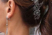 Hair & Beauty / Complementos en plata.