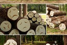 Woody Inspirations / by Martine Moes