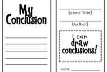 drawing conclusions & sequencing