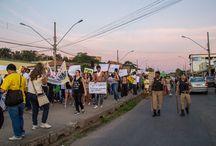 Manifestação Itaúna / 1ª Manifestação de Itaúna
