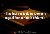 Pensées / Citations