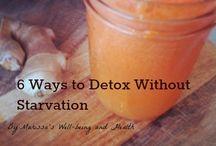 Detox Water / by Tina Moody