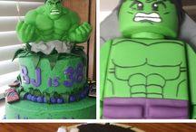 Hulk smash party