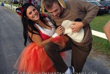 Halloween costumes / by Kendall Schimelpfenig