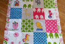 Grand daughter Vivian's nursery / Things that I am making for my granddaughter's nursery. 2015