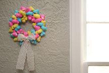 Wreath Ideas / Cuz I like wreaths / by Bethany Banks