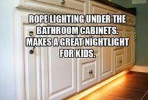 Toddler bathroom