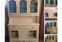 The Milkman's Wife projects / Furniture
