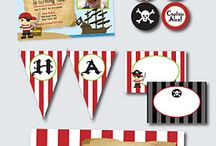 Pirate Party  / by Always Crafting