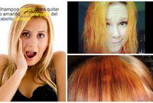 Mascarillas y tratamientos para un cabello bonito