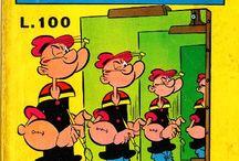 fumetti giornalini vari anni '80