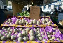 Le Shopping et Cuisine / Shopping and cooking in France