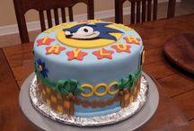 Sonics cake 1