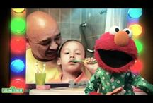 Sesame Street: Health and Wellness / Sesame Street's resources for educators and families to promote healthy habits in young children.  / by Sesame Street