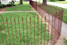 Wrought Iron Fencing & Gates / Best choices for wrought iron fence to enclose a business or home with security and historical design in mind.