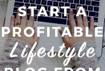 Web designe Blogging & Passive Income