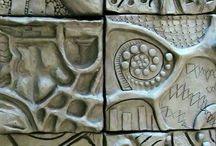 Panou ceramică