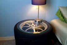 Nápady z pneumatík