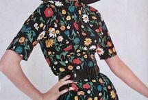 1960 Fashion Research