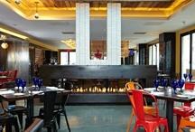 Restaurants / by Jill Harrington