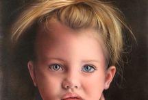 Realistic art / Portret art airbrush