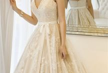 ღ Wedding dresses