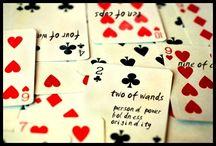 tarot and card reading