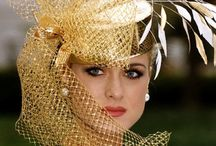Hats For Her / Beautiful Hats For Her / by Patricia Newman