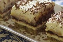 Cookbook:  Desserts / by Angela A Smook-Marusak