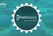 WheelsAppy - Automobile App / Automated Sales and Service App for Automobile Dealers.