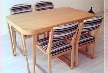 Mesas y sillas / Mesas y sillas de diseño
