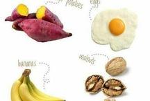 Healthy Foods & Vitamins