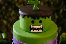 Incredible Hulk Party Ideas