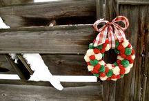 tejidos navideños