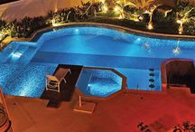 Sólazer Piscinas / A Sólazer Piscinas com 28 anos no ramo de construção de piscinas pré-fabricadas, já construiu e instalou mais de 15.000 piscinas em todo o Brasil. Com certeza v