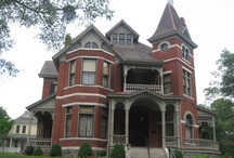 Beautiful Historic Homes  / by Jen Peterson