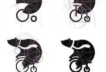 로고 / 디자인로고제작과정및아이디어