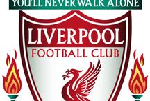 Liverpool FC. / by Mana Jung