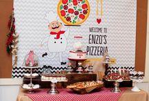 Tema pizzaria