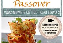 4 Bloggers Dish: Passover, Modern Takes on Traditional Flavors / This collaborative ebook presents over 60 kosher for Passover recipes to titillate traditionalists, modernists, vegetarians, vegans and gluten-free eaters.