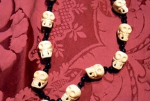 Skull Necklaces and Bracelets