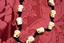 Skull Necklaces and Bracelets