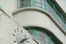 A Deco Time / Art deco buildings / by Anna Lewis