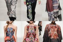 Autumn/Winter trends 2014 / Upcoming trends for autumn/winter 2014