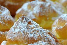 Pečení, sladkosti - baking, sweet deserts